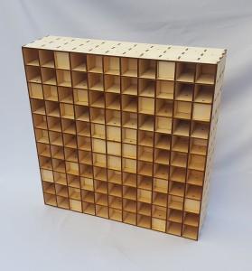 Panele Akustyczne ścienne Drewniane Akustyka